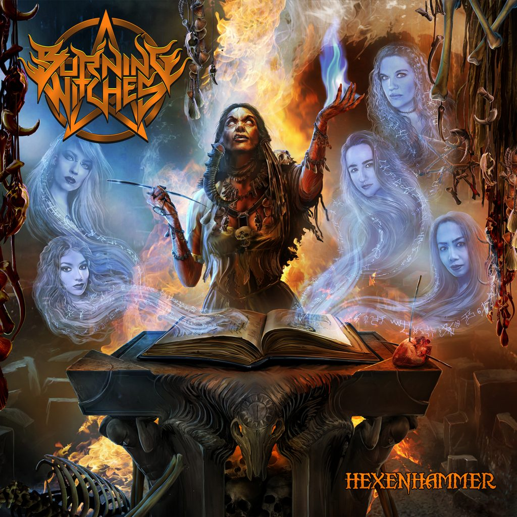 Burning Witches: Burning Witches (2017), Hexenhammer (2018)