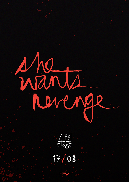 She Wants Revenge у Києві