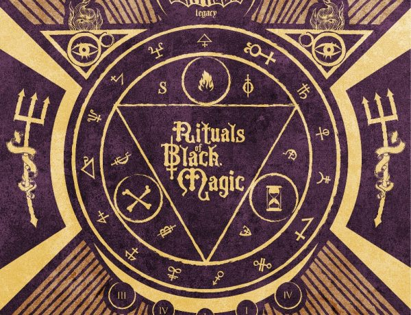 Deathless Legacy Rituals Of Black Magic