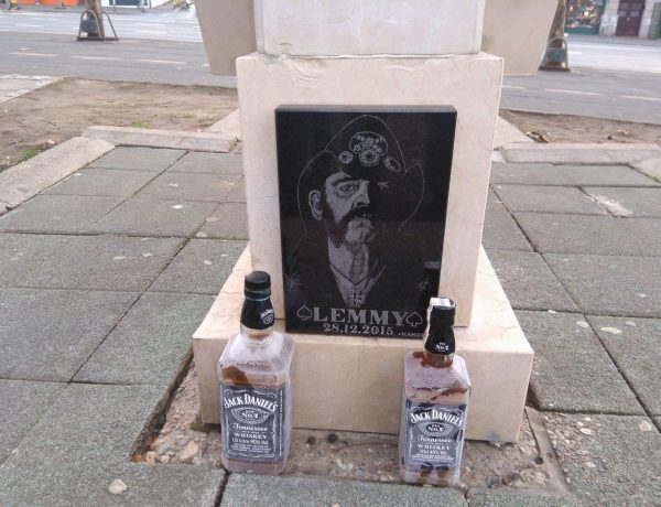 Lemmy Kilmister Белград