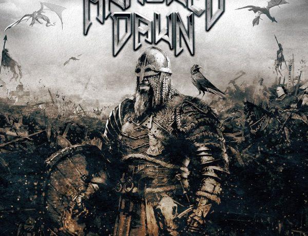 Armored Dawn Barbarians In Black