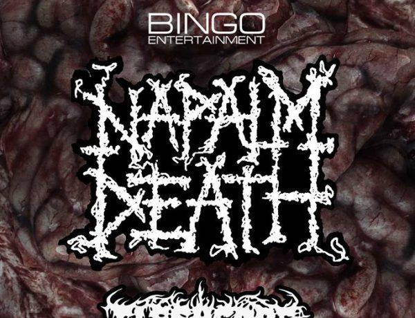 Napalm Death у Києві