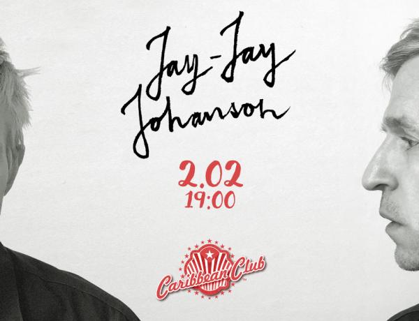 Jay-Jay Johanson Київ