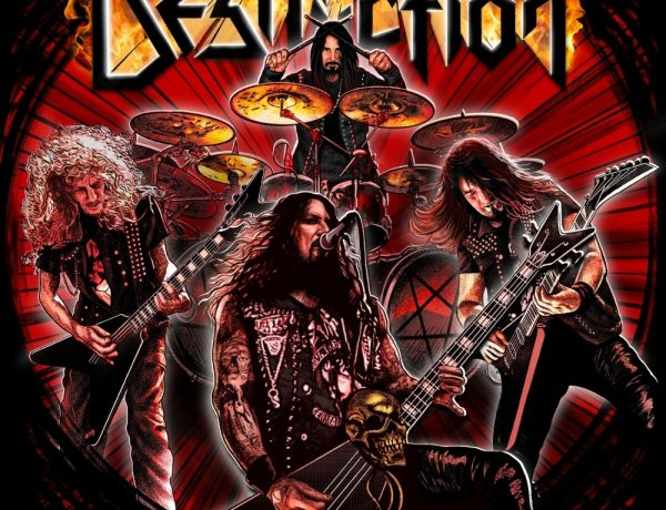 Destruction Born To Thrash