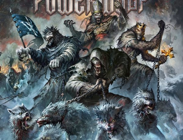 Powerwolf Best Of The Blessed