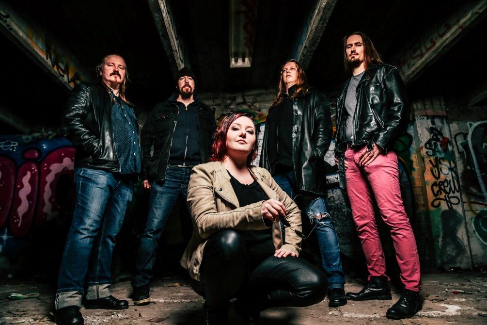 Neon Angel band 2020